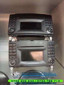 Navigatie mp3 cd player mercedes mf2830